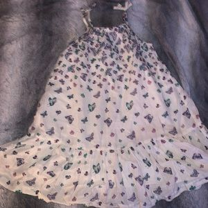 butterfly Summer dress